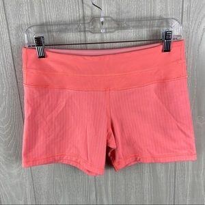 Lululemon Salmon Orange Shorts Size 8